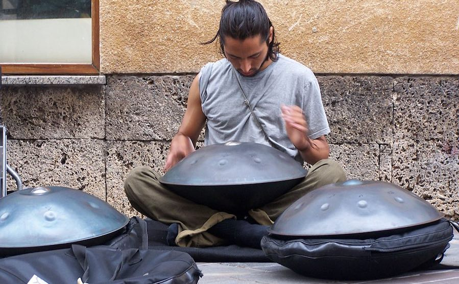 handpan economico hangdrum seconda mano offerta amazon